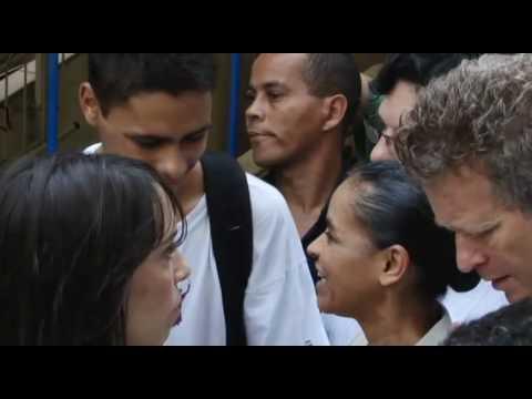 Marina Silva no Rio - O Povo Fala