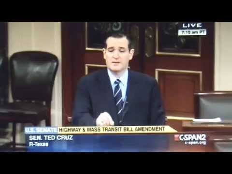 Ted Cruz calls Mitch McConnell a liar (SHORT VERSION)
