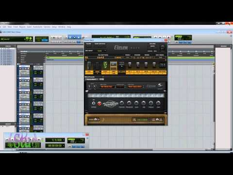 Eleven Rack Expansion Pack Items Not Showing In Pro Tools Eleven Rack Editor Window