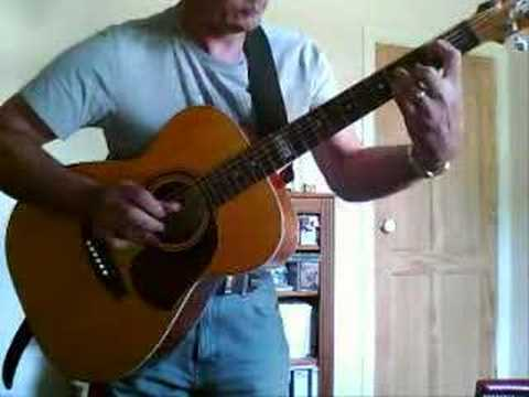 Train Tune - John Renbourn (cover)