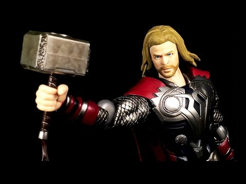 Figma Thor (The Avengers)   REVIEW 174