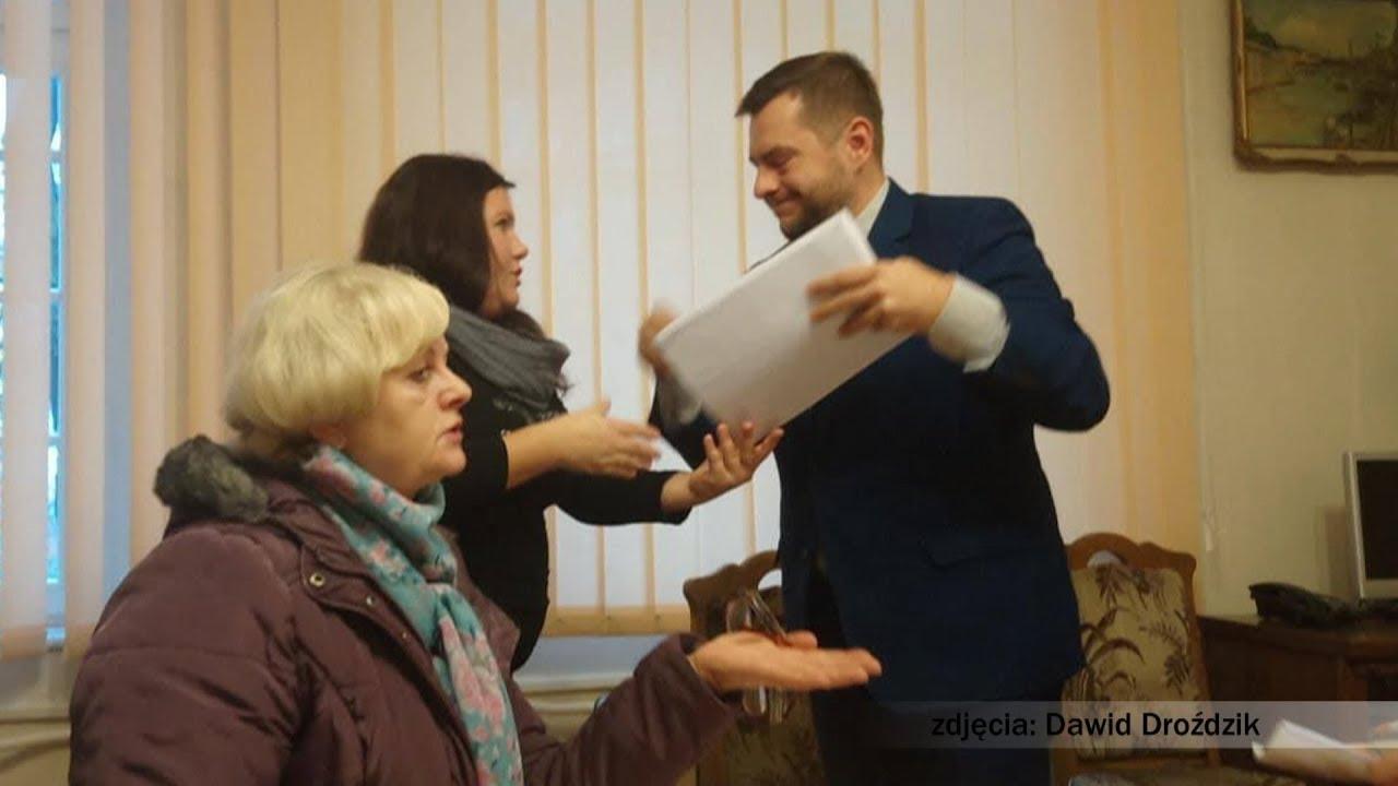 Petycja do władz miasta