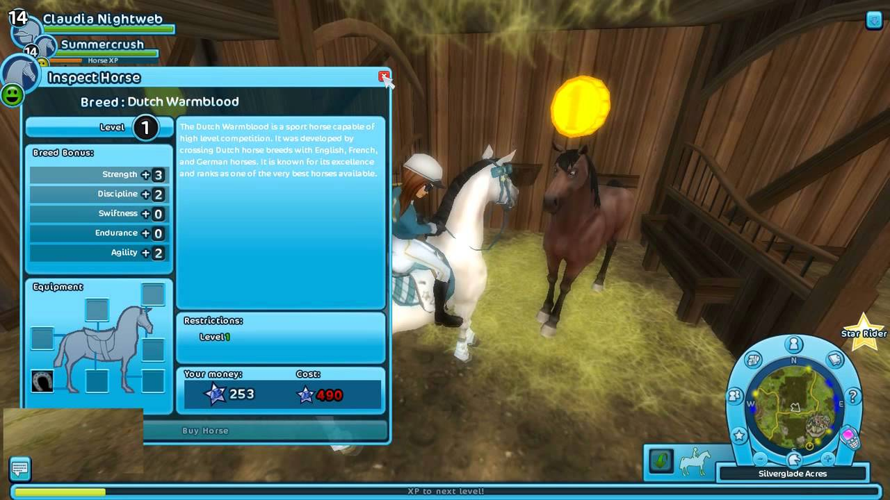 how to buy a horse from merhojed