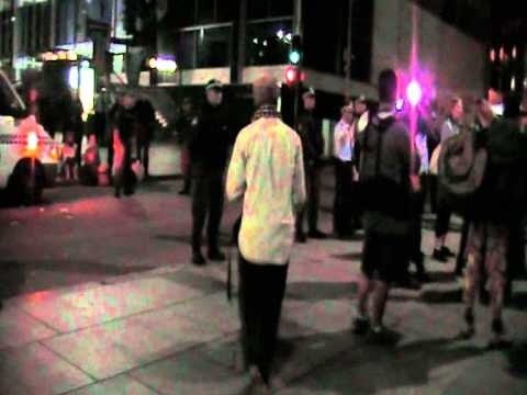 Occupy Sydney Police Eviction and Riot 23/10/11 2 of 2