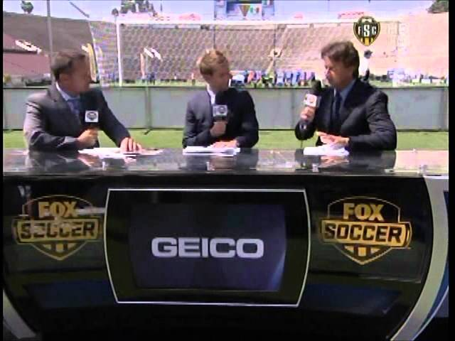 Stu Holden previews US vs. Mexico for the 2011 Gold Cup