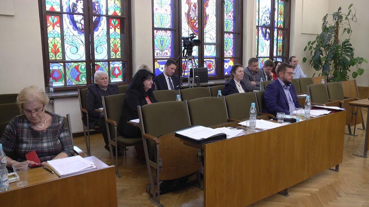 X sesja Rady Miejskiej, część IV