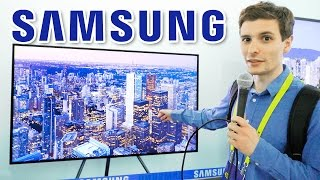 Samsung Booth - The Great, The Good, the Dumb (CES 2017)