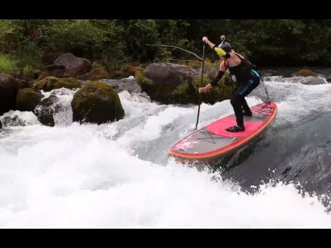 Whitewater SUP in Gorge-ous Hood River | SUP s Up, Ep. 2