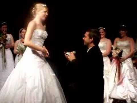 Once in a Lifetime Wedding Proposal