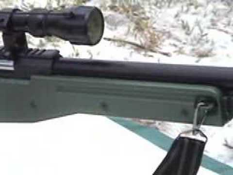 Airsoft Reports Quality Review- WELL L96 Sniper Rifle