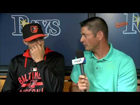 Ben McDonald interviews Kevin Gausman on being optioned and his career