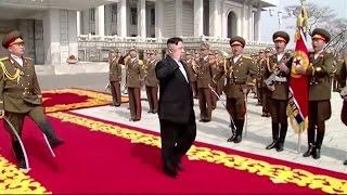 Kim Jong-un warnt Donald Trump: Jetzt Nordkorea droht mit einem Präventivschlag