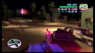 GTA Vice City mission failed/wasted moments