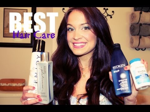 Hair Care Routine ♡ Healthy Hair Tips & Favorite Hair Products! ♡