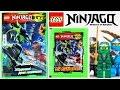 Альбом для наклеек Лего Ниндзяго 2015   Stickeralbum Lego Ninjago 2015