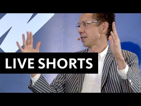 Malcolm Gladwell on Advertising, Family, and Getting to the Point | LIVE from the NYPL