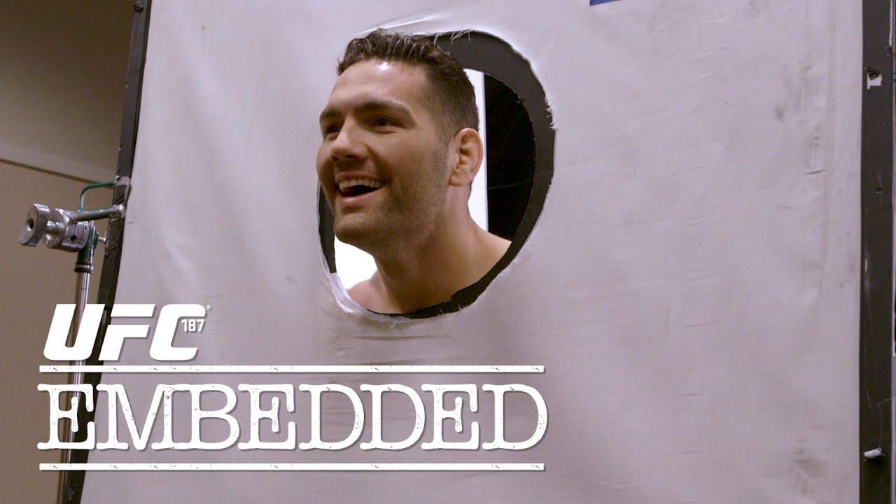 UFC 187 Embedded: Vlog Series - Episode 4
