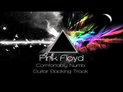 Pink Floyd - Comfortably Numb (Guitar Backing Track)