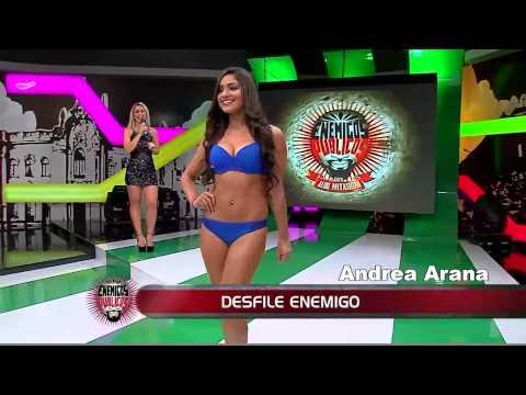 Andrea Arana ENEMIGOS PUBLICOS