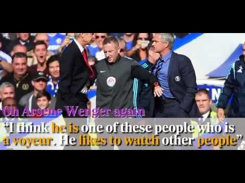 Jose Mourinho's most controversial quotes
