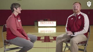 IUWBB Signing Day 2018 - Arielle Wisne