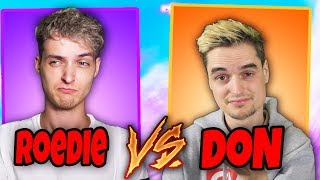 Roedie VS Gamemeneer - Fortnite Playgrounds 1v1 Build Battles (Nederlands)