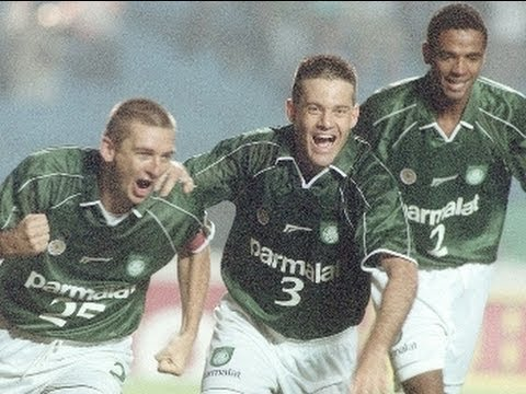Jos Silvrio narrando Palmeiras 3x2 Corinthians em 2000