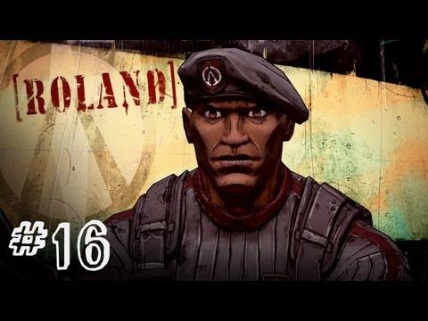 Roland Borderlands Borderlands 2 Roland