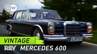 Classic luxury - Mercedes 600 | Drive it!