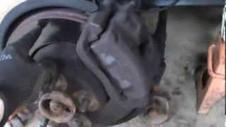 Land Rover Discovery 2 Wheel Bearing Replacement