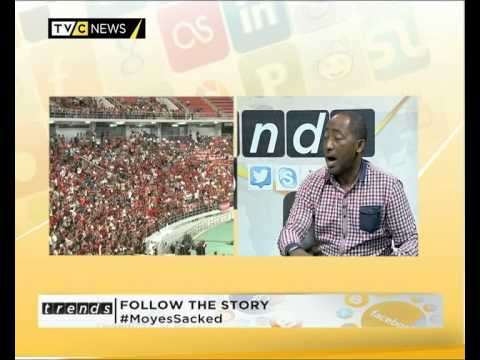 TRENDS EP8: MANCHESTER UNITED - AFTERMATH OF DAVID MOYES' SACK