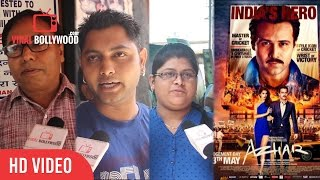 Azhar Full Movie Review | First Day | Emraan Hashmi | Mohammad Azharuddin | Prachi Desai