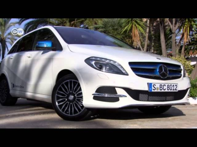 Present it! Mercedes B-Class + B-Class Electric Drive | Drive it!