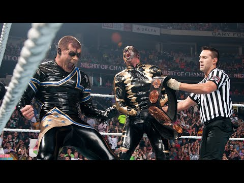 Gold & Stardust win the WWE Tag Team Championships: Night of Champions 2014 thumbnail