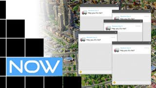SIMCITY, THE SIMS 3 UNIVERSITY, & HUNGER GAMES REALITY TV SHOW - NOW