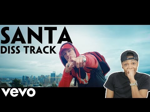 Logan Paul - SANTA DISS TRACK (Official Music Video) Reaction