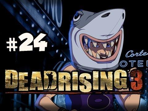 LASER SWORD - Dead Rising 3 Co-op w/Nova & Sp00n Ep.24 ( Xbox One )