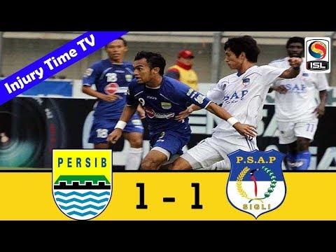 Persib Bandung 1-1 PSAP Sigli | ISL 2011/2012 | All Goals & Highlights