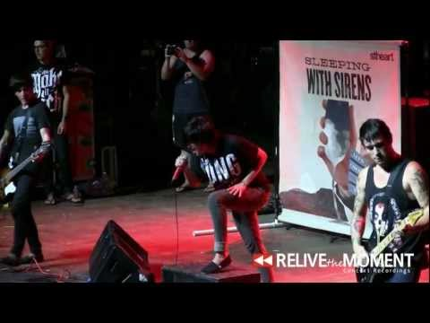 2011.07.28 Sleeping With Sirens - Do It Now, Remember It Later (live In Chicago, Il) video