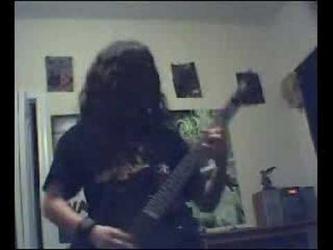 Living Monstrosity. Chuck Schuldiner Part