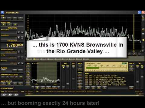 Transatlantic Medium Wave Reception - A Primer