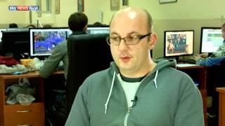 أوكرانيا.. ألعاب إلكترونية رغم النزاع