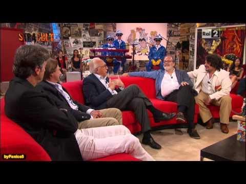 """Stracult 2013 racconta """"Domenica in"""" – Pippo Baudo, Stefano Jurgens, Max Tortora, Max Giusti e Lillo"""