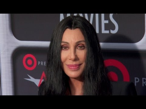 Cher and Demi Moore on the red carpet at AFI's Night At The Movies 2013