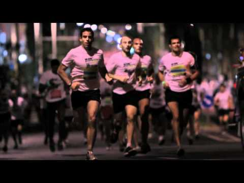 Nike - night run tel aviv