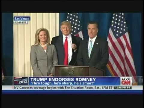 Trump backs Romney for long haul - Worldnews.