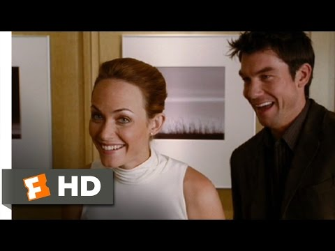 Man About Town (1212) Movie CLIP - Not Wearing Any Underwear...