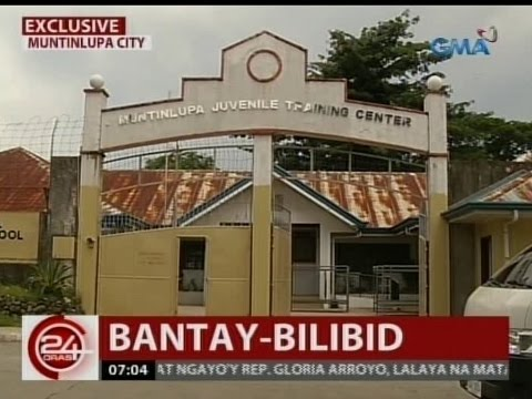 24 Oras: Exclusive: Pwersa ng PNP Special Action Force, dumating na sa Bilibid