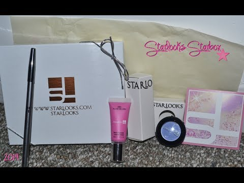 Starlooks Starbox ☆ 2014 Unboxing (Birthday Box)