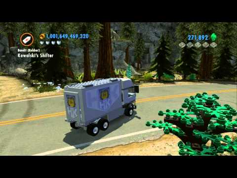LEGO City Undercover Vehicle Guide - All Worker Vehicles in Action